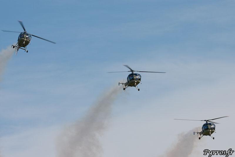 Alouette III Rotores de Portugal
