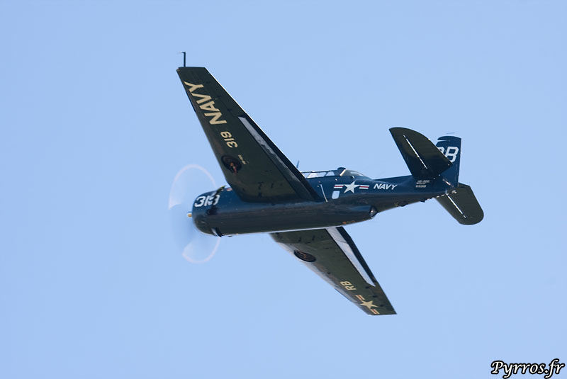 General Motors TBM-3R Avenger