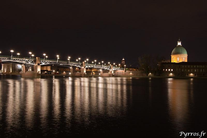 Dome de Lagrave et Pont saint Pierre