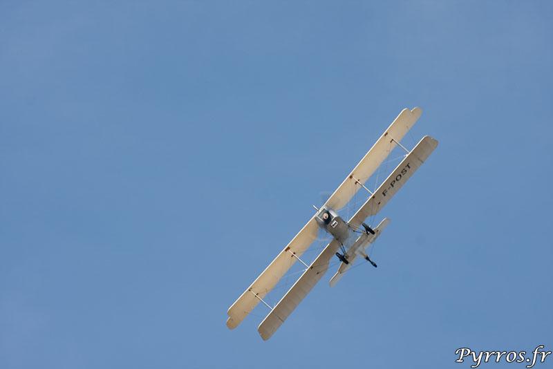 Breguet XIV (14), le dernier en état de vol
