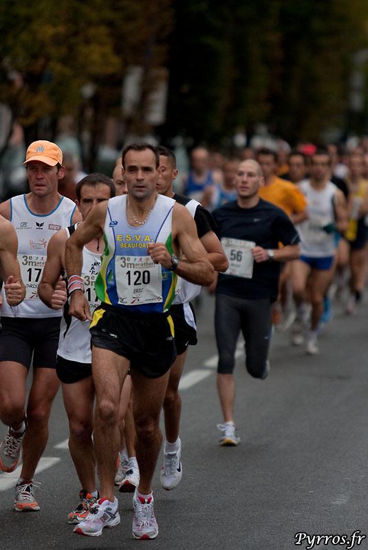 premier kilomètre à St Cyprien