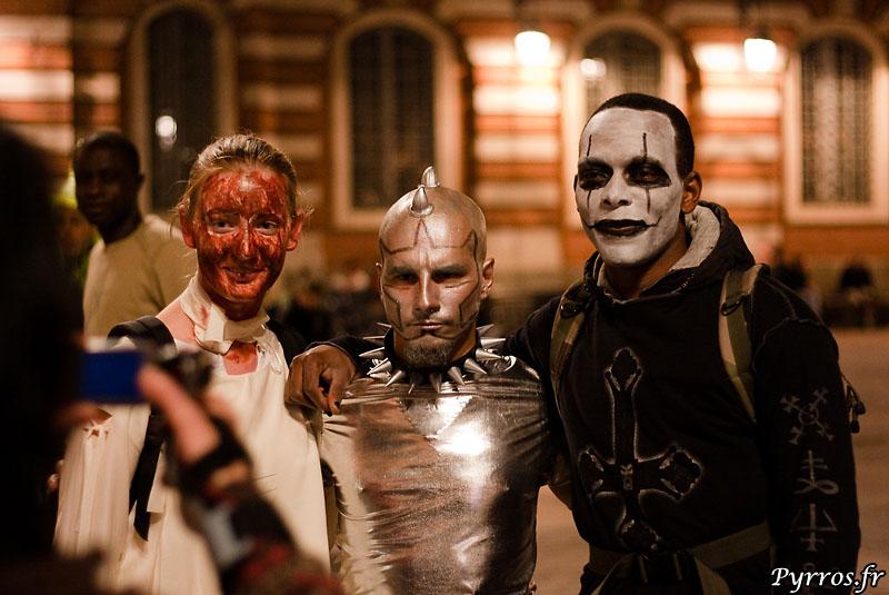 Halloween, Rando la plus terrifiante de l'année