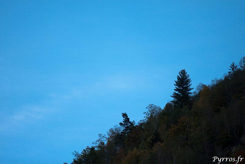 Couleurs d'automne en Ariege