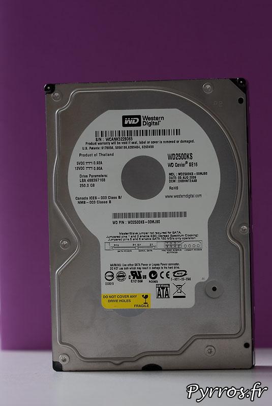 Comment sauvegarder ses photos, disque dur