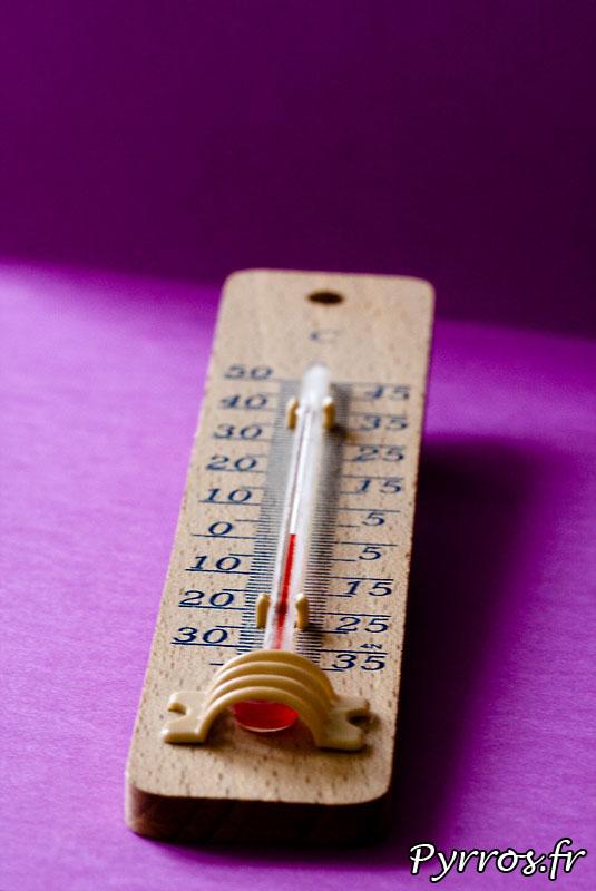Photo par grand froid, quand les températures baissent