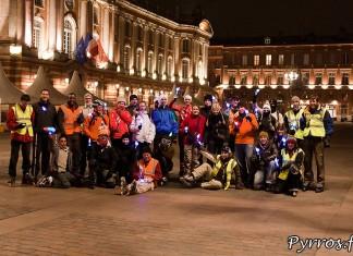 Rando à Theme : Jeux Olympiques d'hiver a Vancouver, 8 staffeurs et 20 randonneurs, ils sont tous la !!!