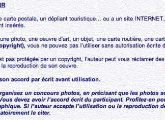 UDOTSI du Nord conseille d'organiser des concours photos pour faire des économies