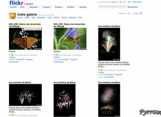 De Lightroom à FlickR, les photos sont visibles sur FlickR