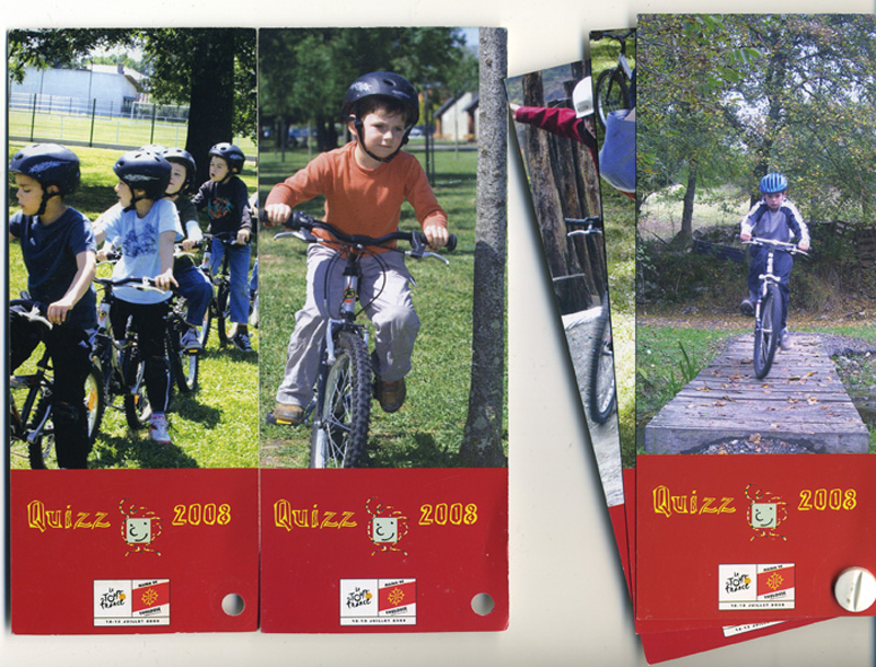 Quizz Tour de France 2008 et mes photos (2/5)