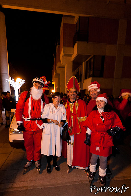 Père Noël de Purpan