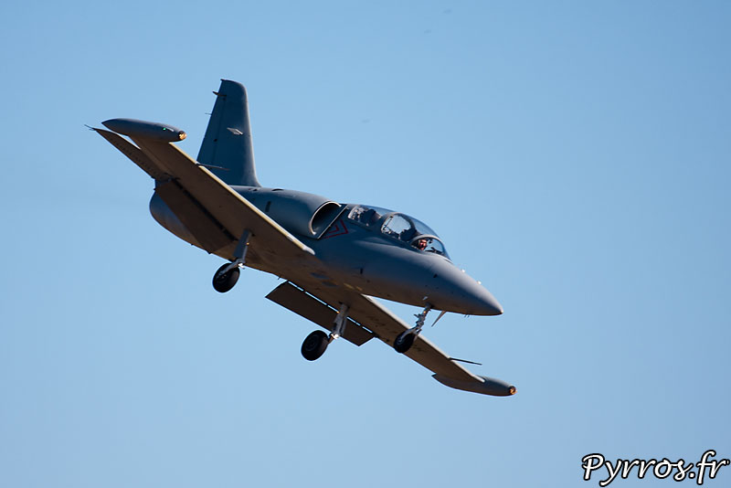 Aero L-39 Albatros, Crazy flight ou comment rendre le copilote malade.