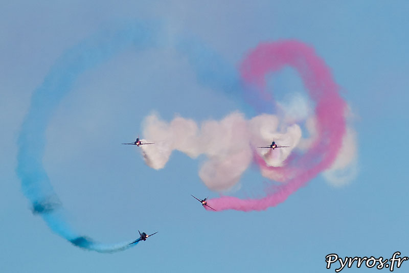Red Arrows, Gypo Break