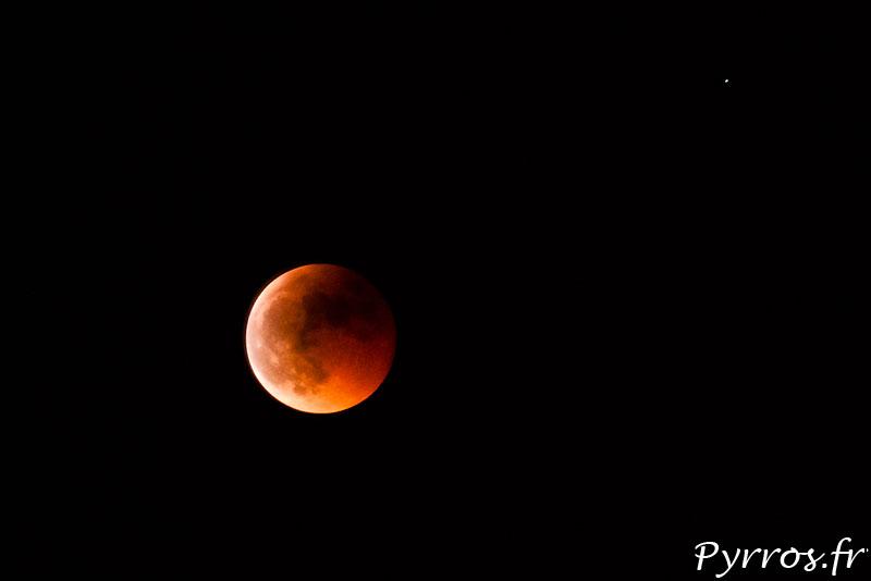 Comment photographier une éclipse de Lune