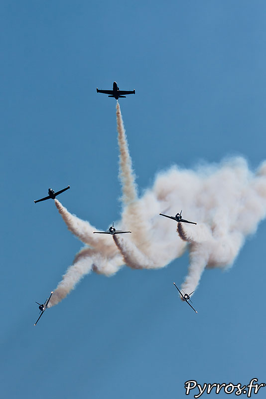 Breitling Jet Team Eclatement Final