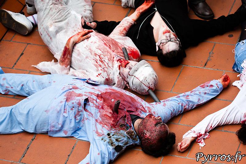 Fin de zombies