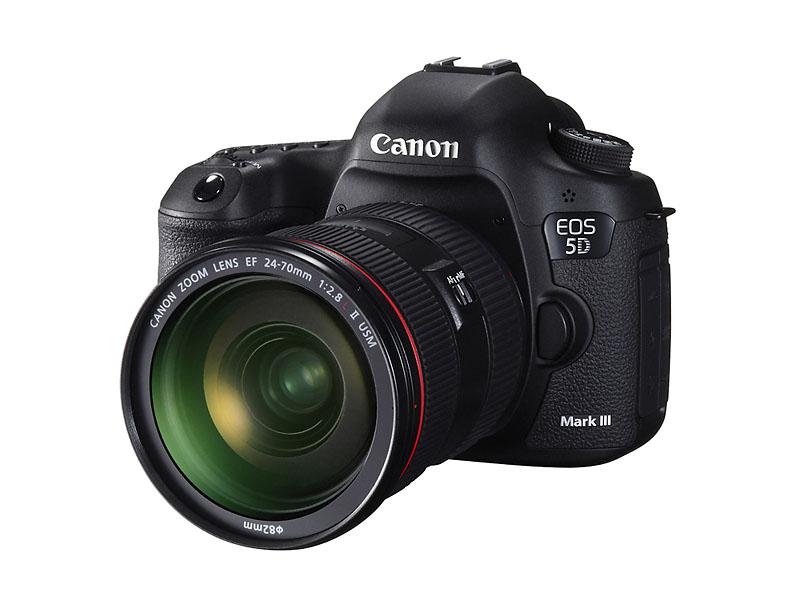Canon Eos 5D mark 3 et Ef 24-70mm