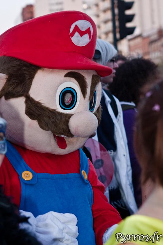 Mario Bros, carnaval de Toulouse