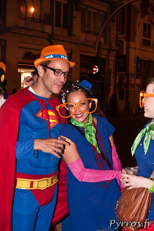 Superman au secours des grandes lunettes