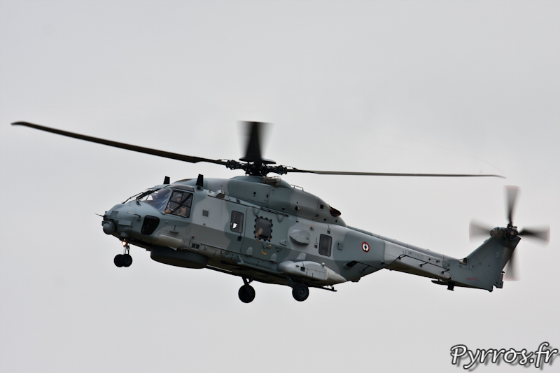 NH90 NFH, Airexpo 2012