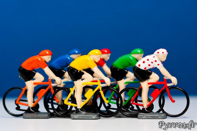 Tour de France, soleil et ciel bleu malgré les affaires de dopage