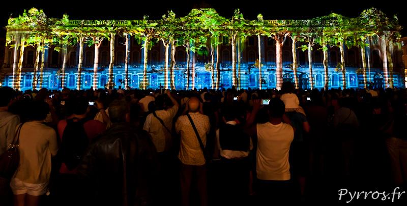 La Garonne source de vie permet de faire pousser des arbres