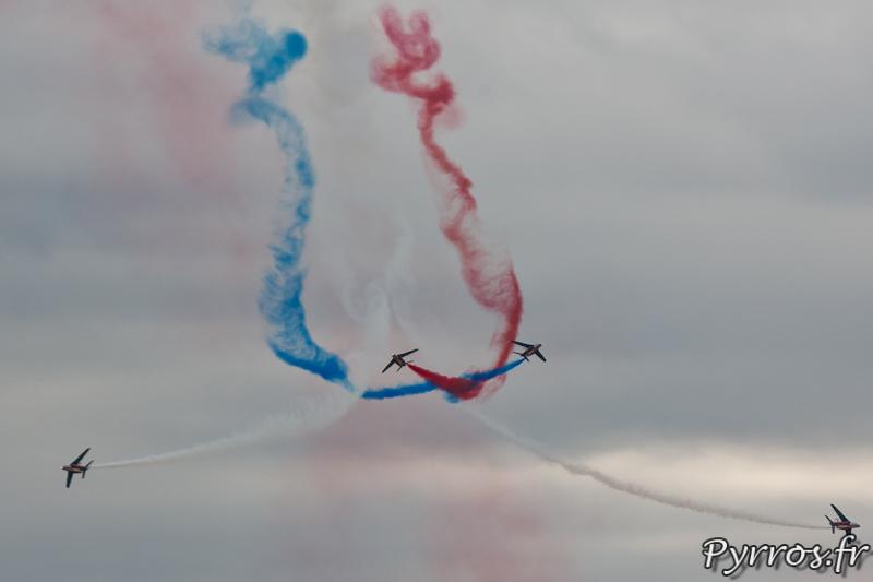 Patrouille de France, séparation Bing Bang