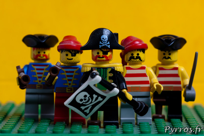 Vol de photos, quand les pirates repondent