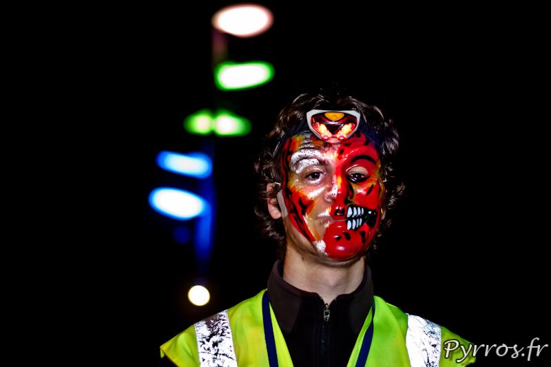 Les staffeurs participent aussi, Roulez Rose, rando Halloween