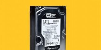 Un disque dur seul est vulnérable