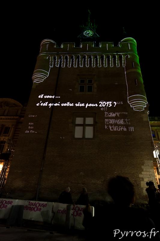"""Les Holons du Donjon par Aymeric Reumaux, """"Et vous c'est quoi votre rêve pour 2013"""""""
