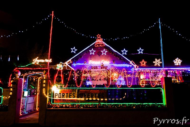 La maison du Père Noël au cœur du quartier d'Ancely cache bien des surprises pour les fêtes de fin de d'année