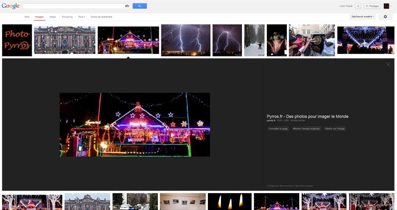 Le nouveau Google Image veut tuer les photographes.