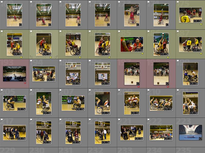 sélectionner vos photos, depuis l'arrivée du numérique il faut trier de plus en plus de photos
