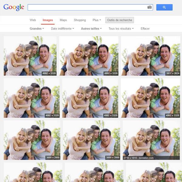 Google trouve cette photo plus de 3 700 000 fois