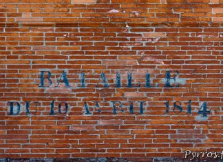 L'obélisque de Jolimont rappelle la bataille du 10 avril 1814 a Toulouse