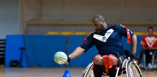 Rugby à XIII fauteuil