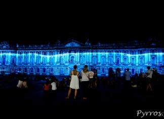 Le Capitole inondé par la Garonne, les spectateurs sont moins nombreux sur la place du Capitole