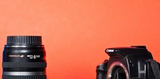 Nettoyage du capteur de l'appareil photo