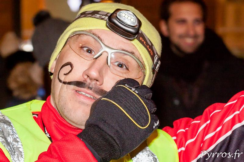 Roulez Rose organise en cette fin novembre la randonnée Moustaches-Movember