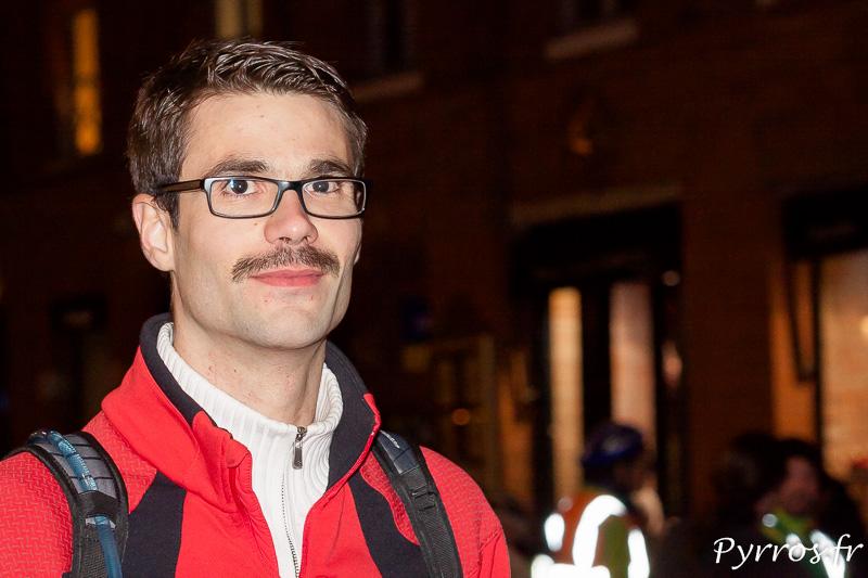 Roulez Rose organise en cette fin novembre la randonnée Moustaches-Movember, vrai moustache
