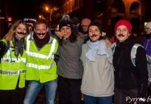 Roulez Rose organise en cette fin novembre la randonnée Moustaches-Movember, groupe à la moustache