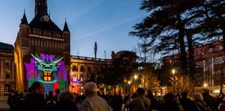 Aymeric Reumaux, créateur multimédia, est de retour à Toulouse avec une nouvelle création Holonpolis