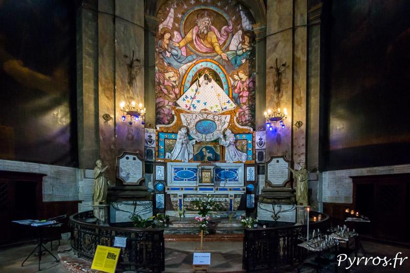 La vierge Noire de la Basilique de la Daurade