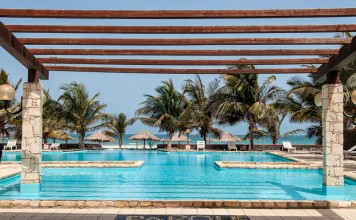 Parque das Dunas - Village vacances à Boa Vista (Cap Vert)