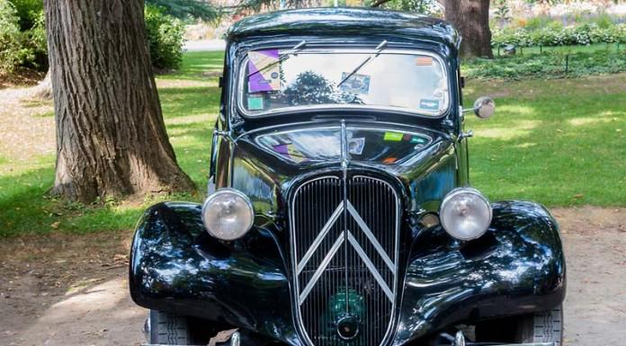la Traction Citroën, la voiture emblématique de la résistance lors de la Seconde Guerre Mondiale