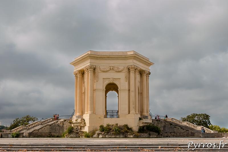 Le Château d'eau du Peyrou