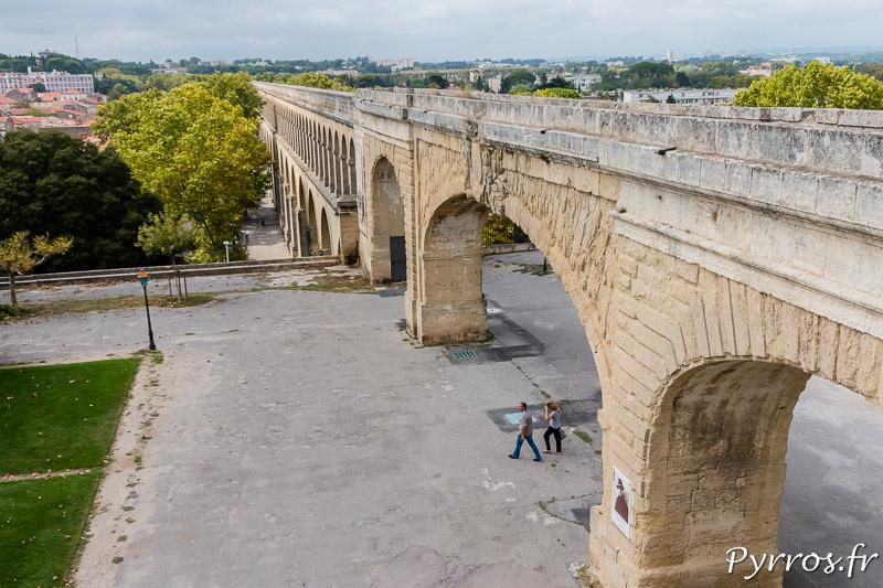 L'aqueduc Saint-Clément