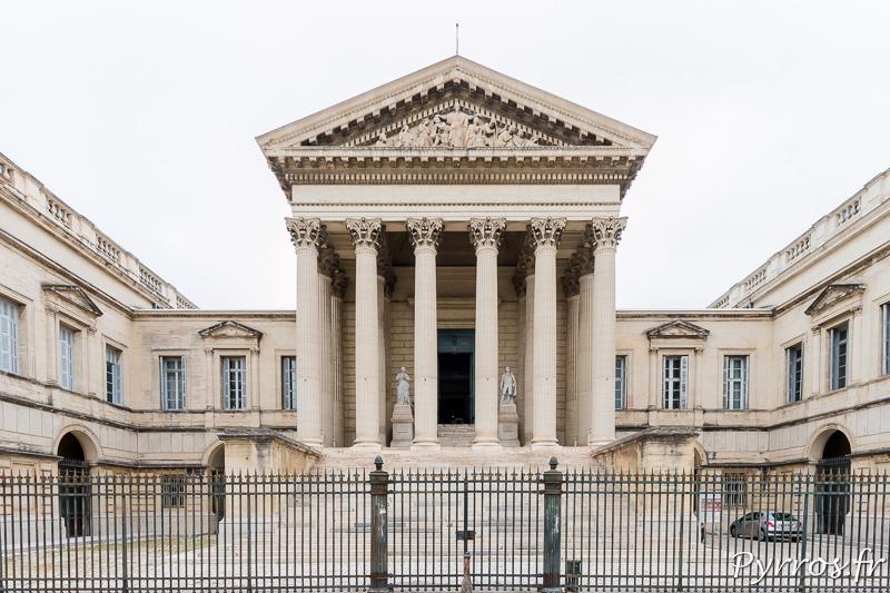 L'ancien Palais de Justice