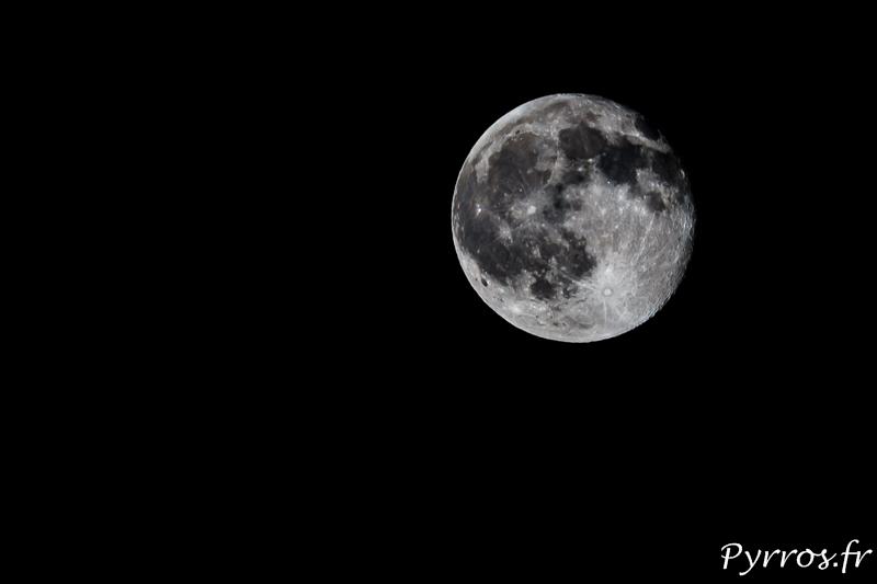 Comment reussir les photos de la pleine lune
