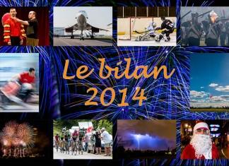 Bilan et Retour en image sur 2014